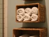 Diy Storage For Bathroom Linen
