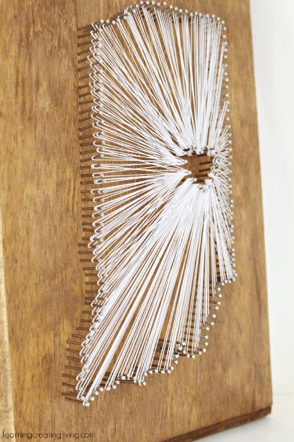 state string nail art