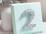 sting nail art table numbers