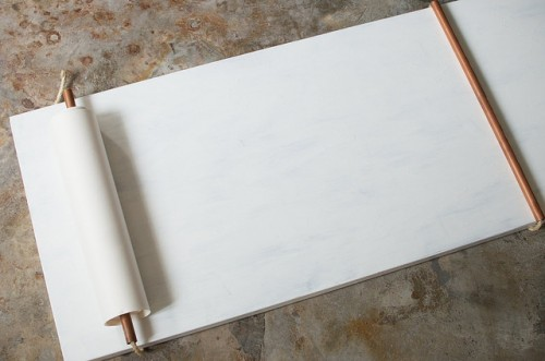 Diy Studio Note Roll Board For Working Spaces