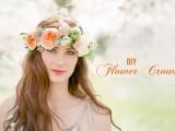 Diy Summer Flower Crown
