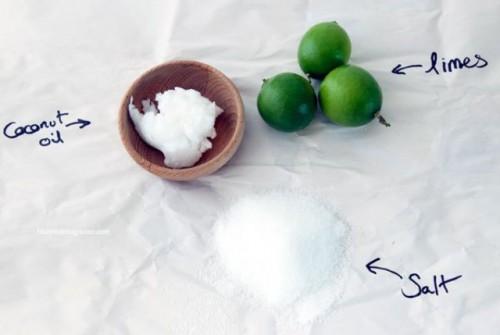 Diy Summer Inspired Coconut Lime Body Scrub