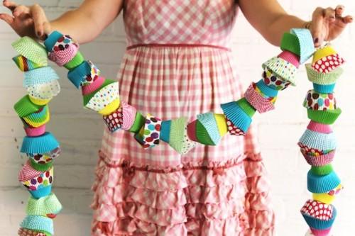 12 DIY Summer Party Garlands