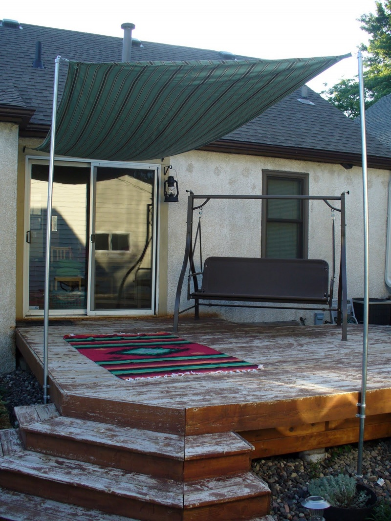 Diy Backyard Canopy Ideas Various Design
