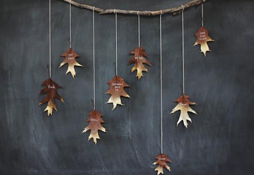 Thanksgiving Garland Ideas Page Divascuisinecom - 9 diy thanksgiving front door decor ideas