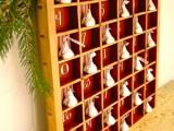 Diy Tray Advent Calendar