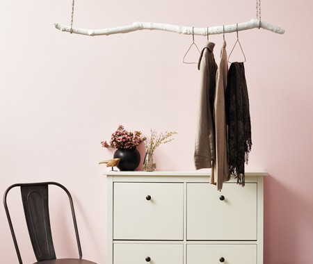 DIY Tree Branch Coat Rack Shelterness Mesmerizing Tree Branch Coat Rack Diy
