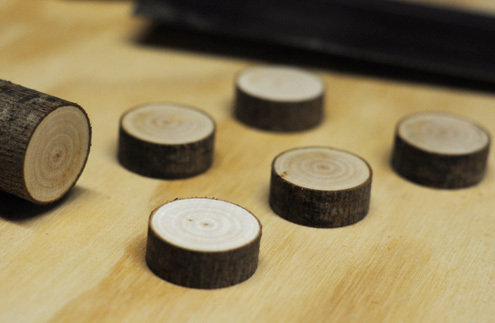 Diy Tree Branch Wood Magnets