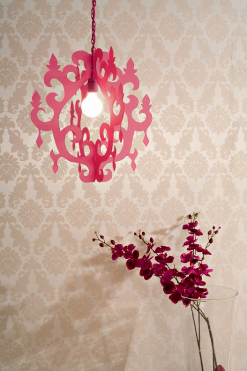 Diy Trendy Suspended Lamp