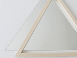 diy-triangle-mirror-with-a-wooden-frame-3