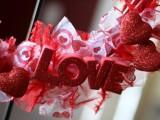 Diy Valentine Ribbon Wreath