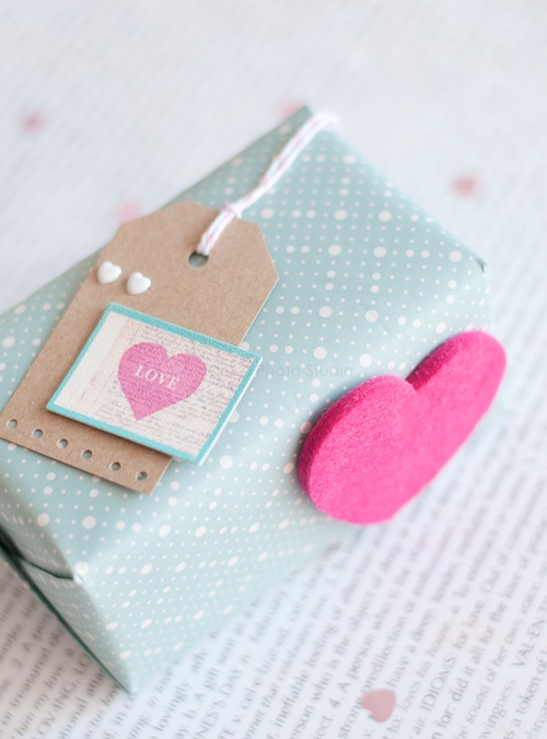 12 DIY Valentine's Day Gift Wraps, Tags And Boxes