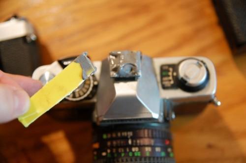 Diy Vintage Cameras Lamp
