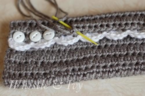 Diy Vintage Inspired Ar Warmers To Crochet