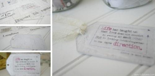 Diy Vintage Mattress Bulletin With Clips