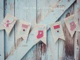Diy Vintage Stockings Garland