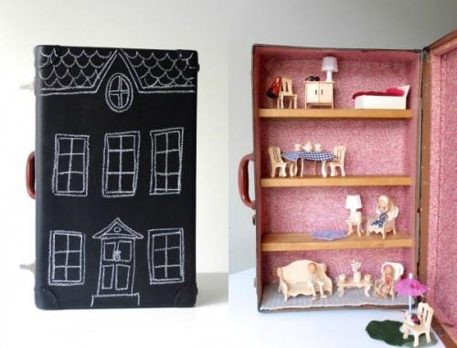 suitcase dollhouse (via mypoppet)