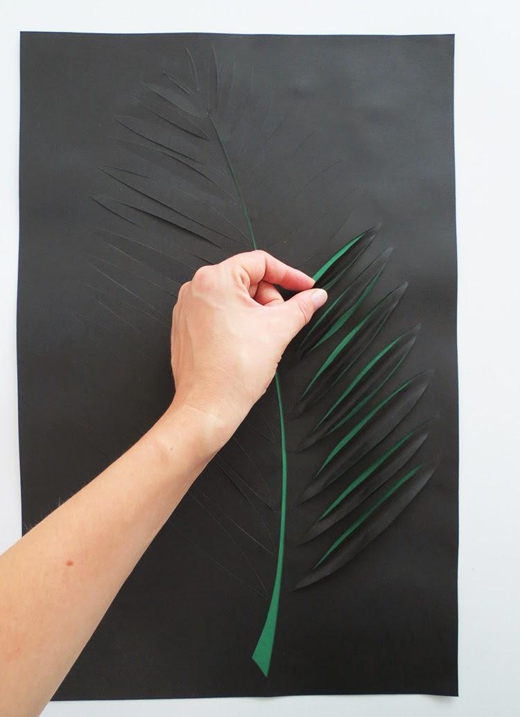 Diy Voluminous Paper Wall Art