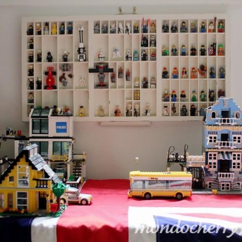 Diy Wall Mount Lego Storage