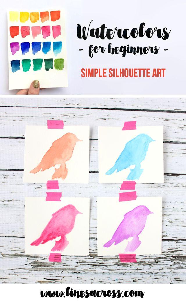 watercolor bird art