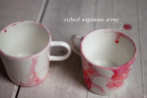 watercolor mugs (via invisibly)