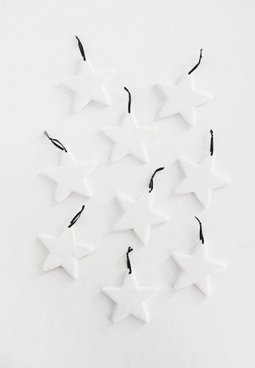 star ornament (via shelterness)