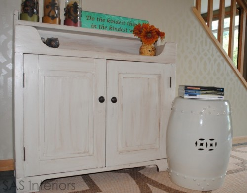 6 Diy Whitewashed Cabinets For Cozy Shabby Chic Décor