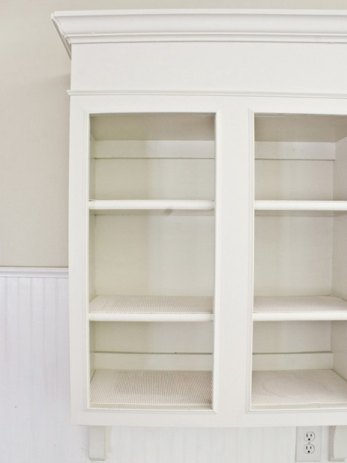 6 Diy Whitewashed Cabinets For Cozy Shabby Chic D 233 Cor