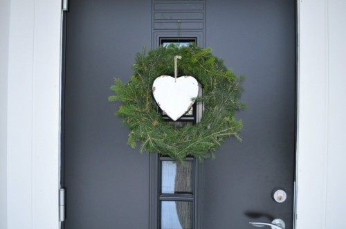 Pine Wreath (via)