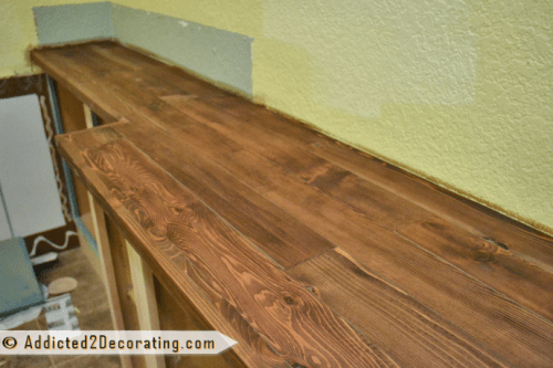 12 DIY Wooden Kitchen Countertops To Make Shelterness