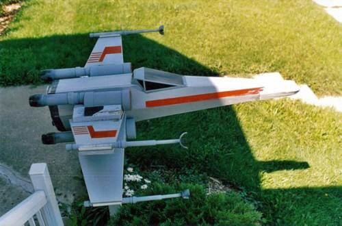 Diy X Wing Mailbox
