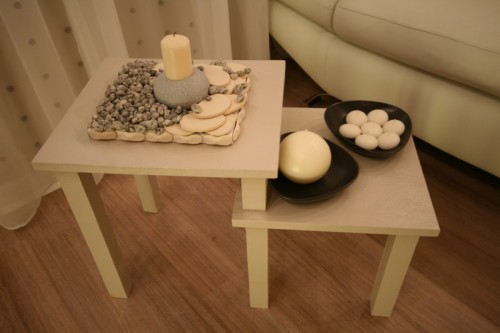 DIY Zen-Like Display Table