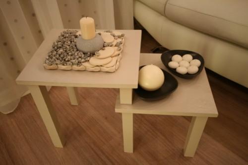 DIY Zen-Like Display Table