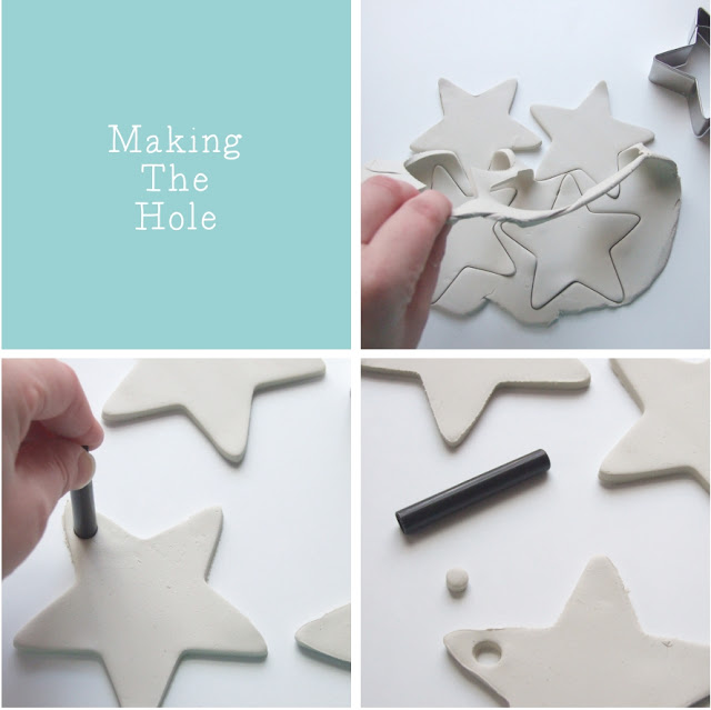Diycable Knit Star Decoration