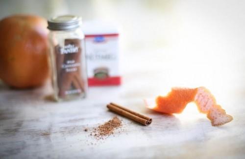 orange and cinnamon home humidifier (via hellonatural)