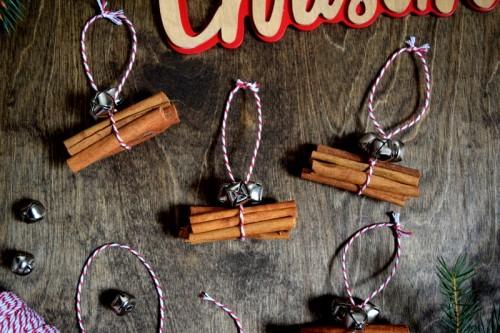 cinnamon stick ornaments (via northstory)
