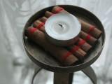 cinnamon stick coasters