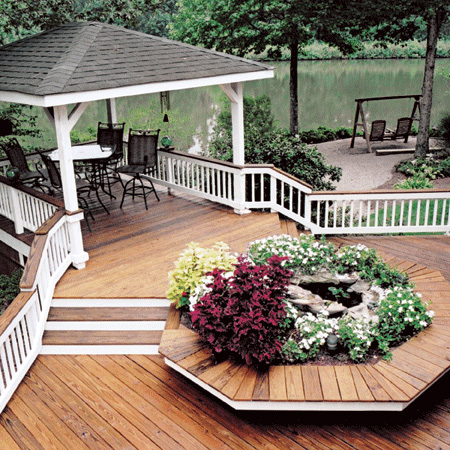 picture of dream deck design ideas - Deck Design Ideas