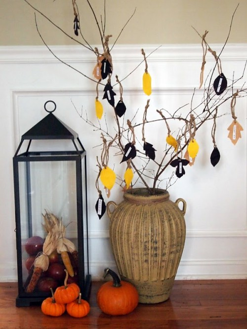 Dream Thanksgiving Tree