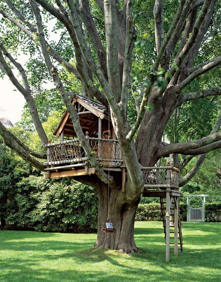 10 tree houses you can only dream of