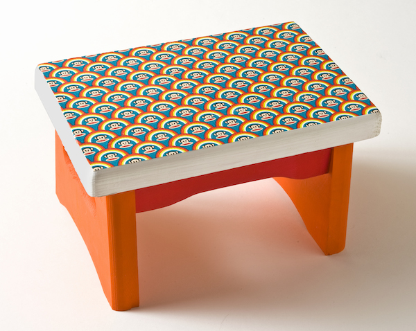 funny duct tape stool
