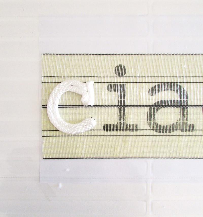 Picture Of durable diy ciao rope door mat  3