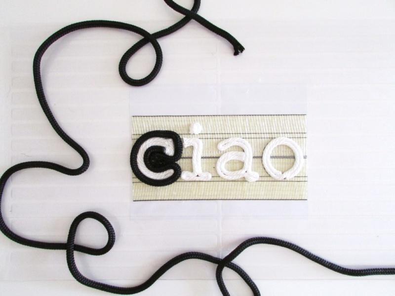 Picture Of durable diy ciao rope door mat  5