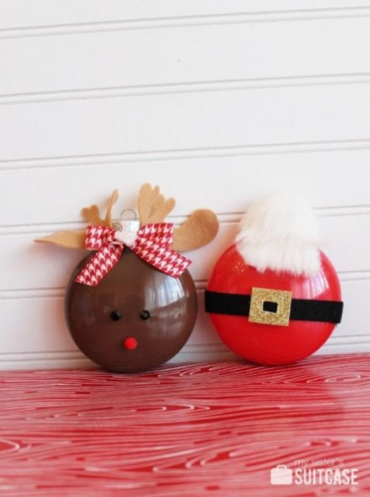 Snata ornament
