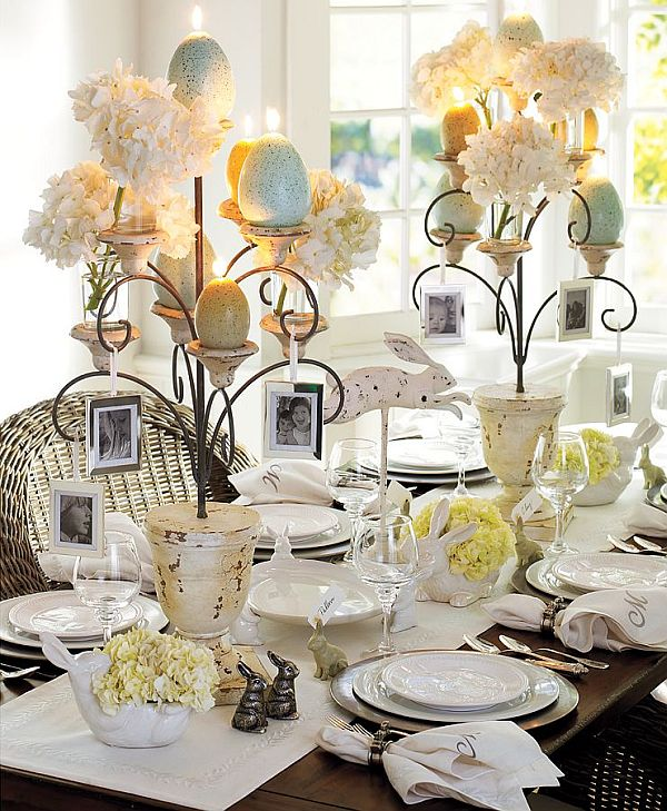 100 Cool Easter Decorating Ideas    Photo ImDOfsrF