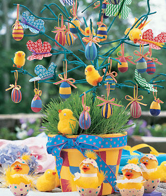 Craft Ideas Kids on 100 Cool Easter Decorating Ideas   Shelterness