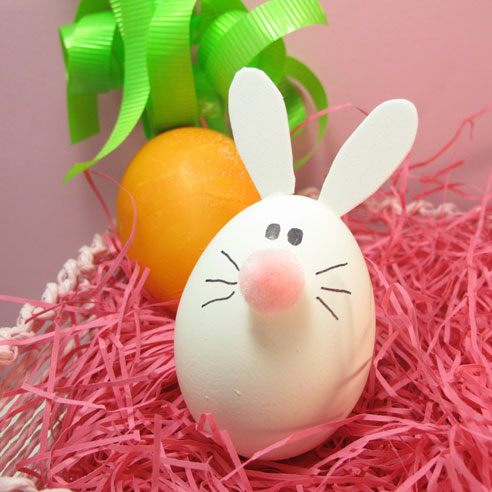 Easter Eggs Decoration Ideas Photos And Cute Bunny Pictures