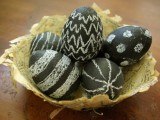 Easter Eggs To Chalk Your Wishes On Them