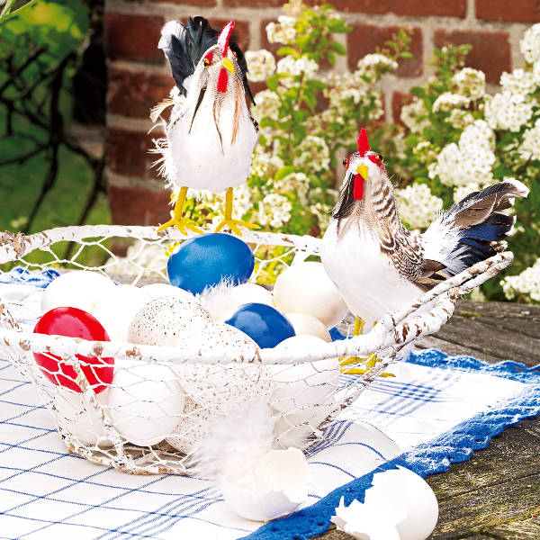 35 Cool Easter Table Serving Ideas » Photo 9