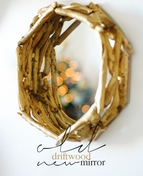 round driftwood mirror (via knowhowshedoesit)